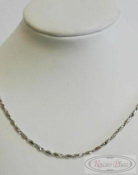 Ezüst lánc fantázia 55 cm