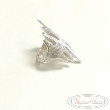 Ezüst gyűrű egyedi 52'