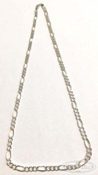 Ezüst lánc cartier 60cm