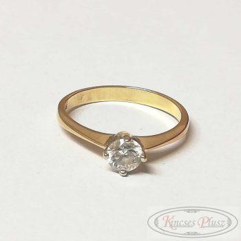 Felújított arany gyűrű 55'