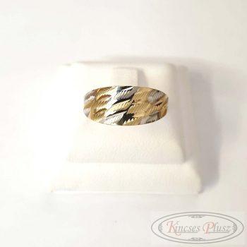Arany gyűrű 54'