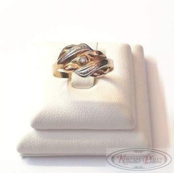 Felújított arany gyűrű 49'