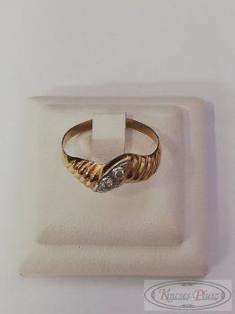 Felújított arany gyűrű lemez 57'