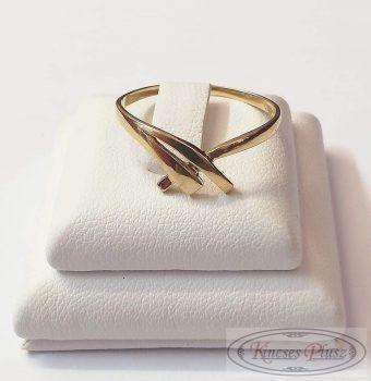 Felújított arany gyűrű 58,5'