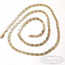 Arany lánc charles 55cm