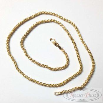 Arany lánc barbara 45cm