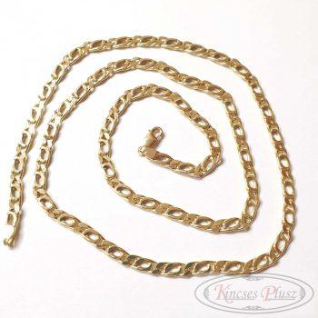 Arany lánc charles 60cm