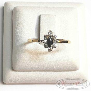 Felújított arany gyűrű 52'