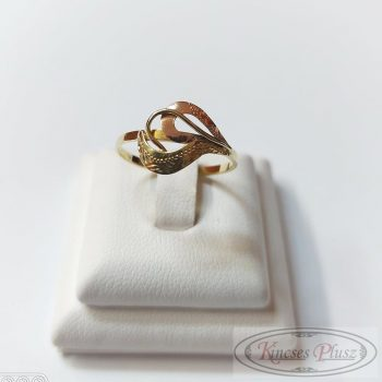 Felújított arany gyűrű 54