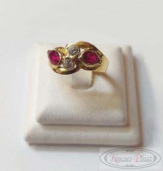 Felújított arany gyűrű 50'