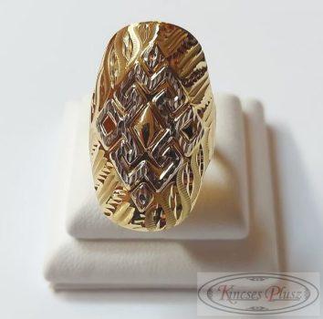 Arany gyűrű 58