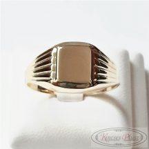 Arany gyűrű pecsét 65