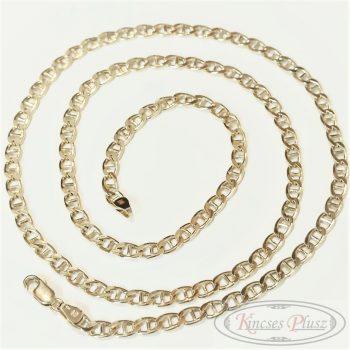 Arany lánc gucci 60cm