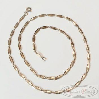 Arany lánc préselt 45cm