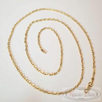 Arany lánc anker 55cm