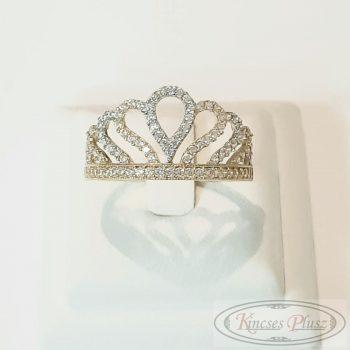 Arany gyűrű korona 59'