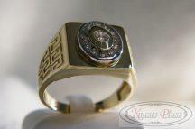 Férfi pecsétgyűrű 67-es