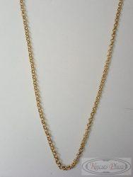 arany lánc anker gömb 50 cm