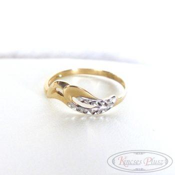 Arany gyűrű 52-es méret