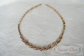 Arany nyakék 48 cm hosszú