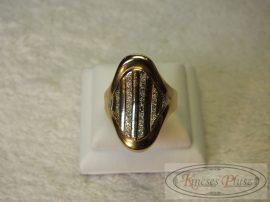 Arany gyűrű 62-es méret