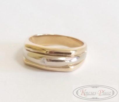 Arany gyűrű 54,5'