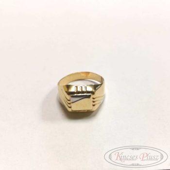 Arany gyűrű pecsét 65'