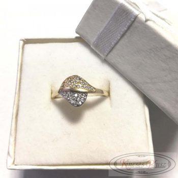 Arany gyűrű 56'