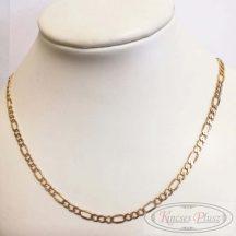 Felújított arany lánc cartier 55cm