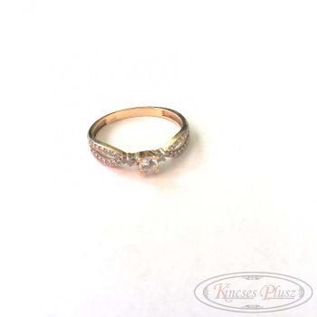 Felújított arany gyűrű 54'