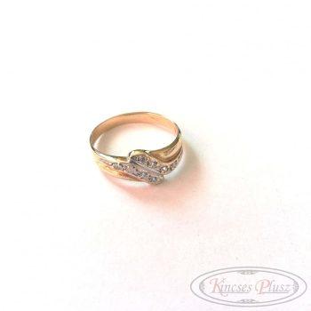 Felújított arany gyűrű 62