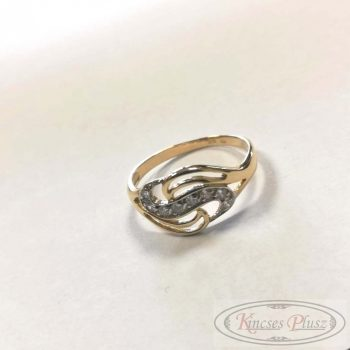 Arany gyűrű 61,5'