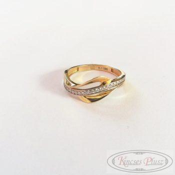 Arany gyűrű 55