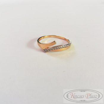 Arany gyűrű 58-as