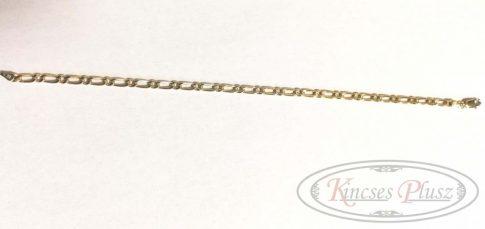Arany karlánc unisex 21cm