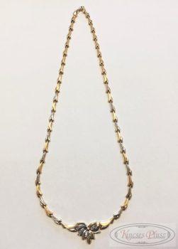 Arany nyakék virág 45cm