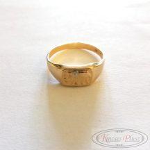 Felújított arany gyűrű 66'
