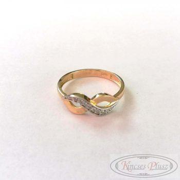 Arany gyűrű 56,5!