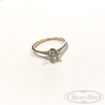 Arany gyűrű 55' soliter