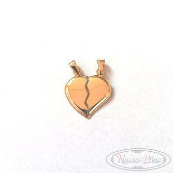 Arany medál törhető szív