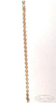 Arany karlánc 19,5cm