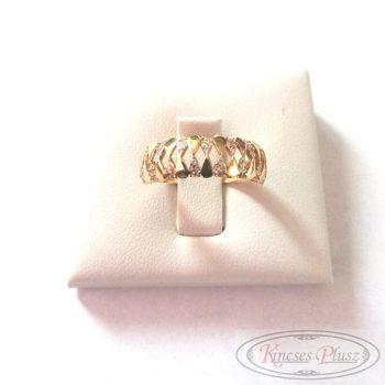 Arany gyűrű 55-ös