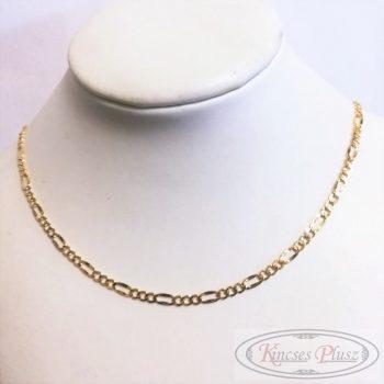 Arany lánc cartier 50cm