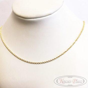Arany lánc walles 50cm
