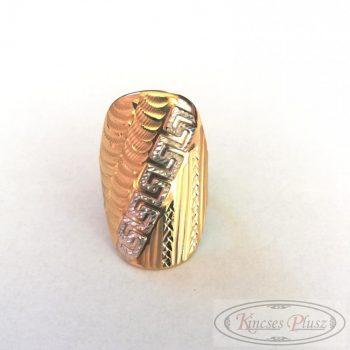 Arany gyűrű 60