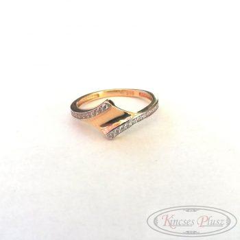 Arany gyűrű 54