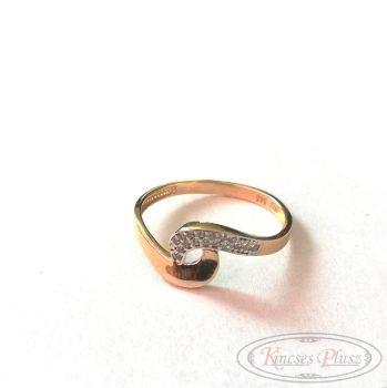 Arany gyűrű 61,5