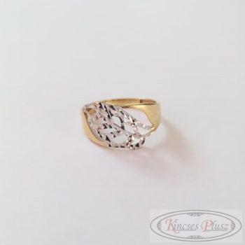 Felújított arany gyűrű 56,5'