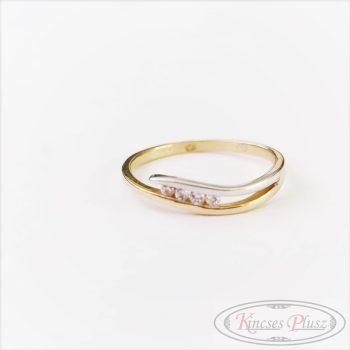 Arany gyűrű 52,5