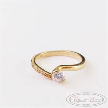 Arany gyűrű soliter 53